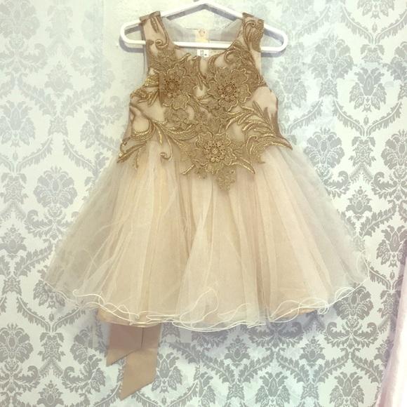 38bbdce0e Princess Daliana Dresses | Size 4t Dress | Poshmark
